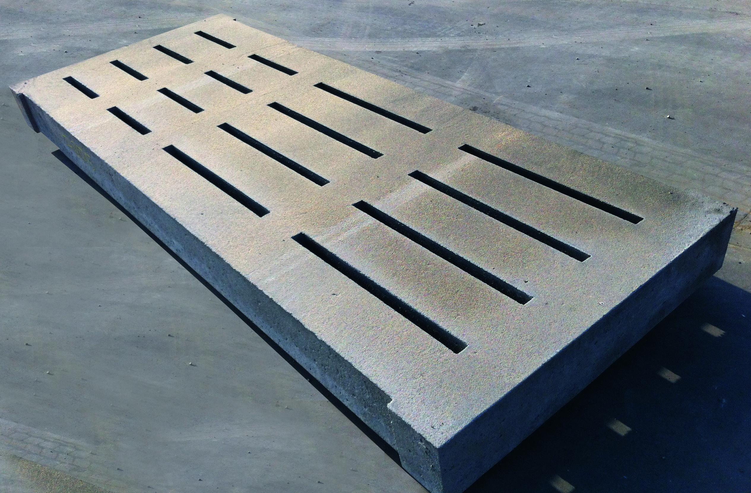 versterkte veerooster in beton roostervloeren voor rundvee cobefa. Black Bedroom Furniture Sets. Home Design Ideas