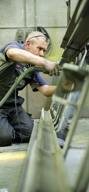 herstellingen heftrucks, service, reparaties