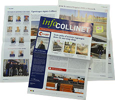 Newsletter collinet
