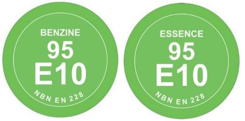 95-E10 essence
