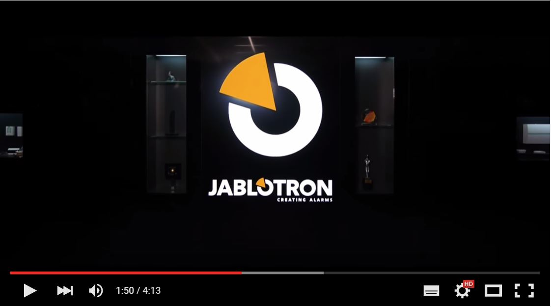 Jablotron introduction