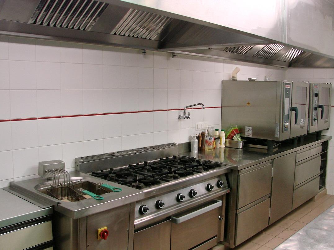 inrichting professionele keuken : Subliem Professionele Keukeninrichting Totaalinrichting