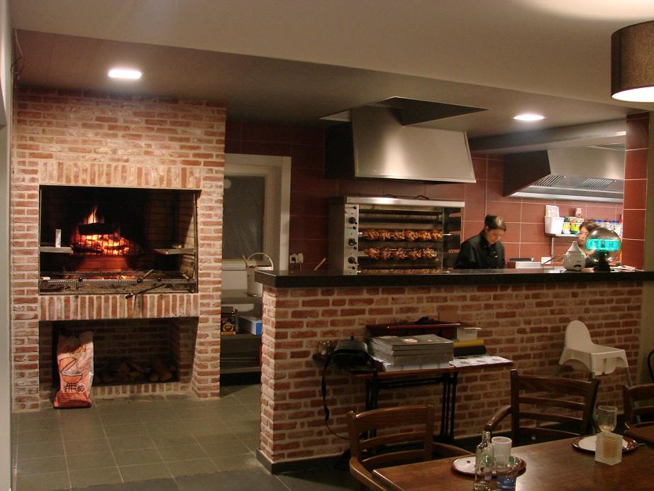 Subliem professionele keukeninrichting totaalinrichting horecakeukens broodjeszaken - Open keukeninrichting ...