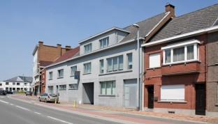 Renovatie woning met plaatsen van gevelbekleding